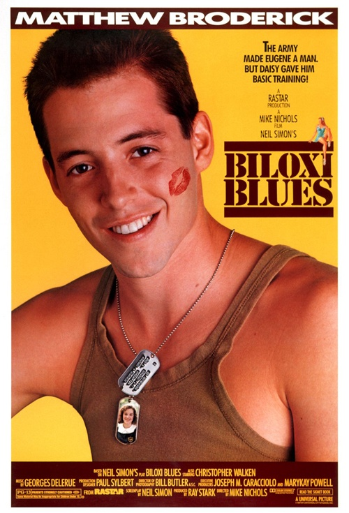 Biloxi Blues Film Poster