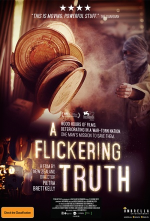 A Flickering Truth Poster