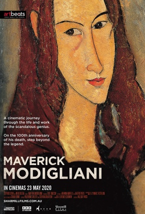 Art on Screen: Maverick Modigliani