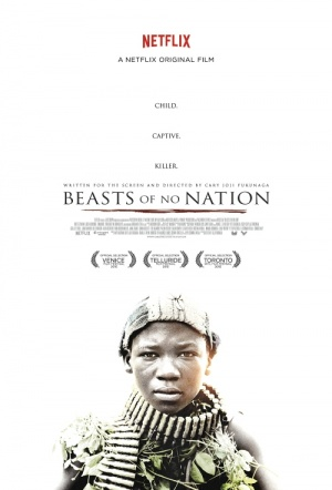Beasts of No Nation Film Poster