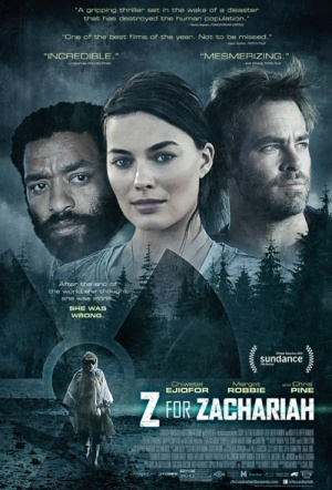 Z for Zachariah Film Poster