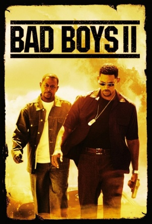 Bad Boys II Film Poster