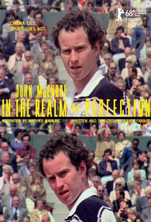 John McEnroe: In the Realm Of Perfection Film Poster