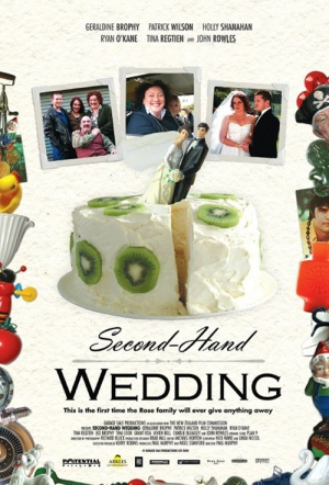 Second-Hand Wedding Film Poster