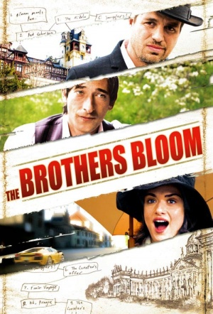 The Brothers Bloom Film Poster