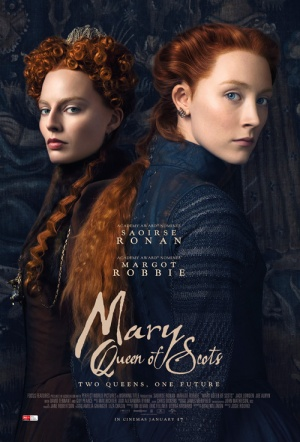 Mary Queen of Scots (2018) Film Poster