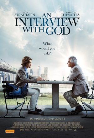 An Interview With God Film Poster