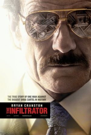 The Infiltrator Film Poster