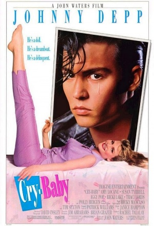 Cry-Baby Film Poster