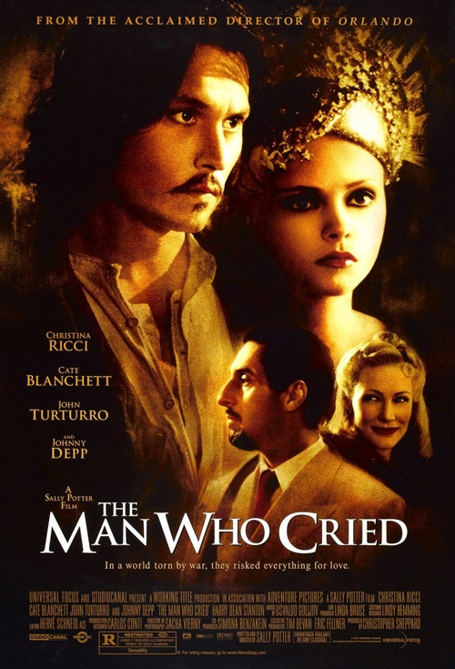 The Man Who Cried Film Poster