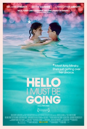 Hello I Must Be Going Film Poster