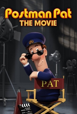 Postman Pat: The Movie Film Poster