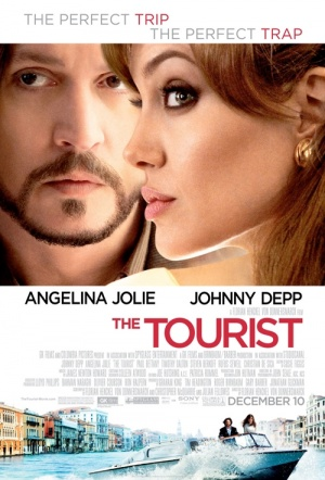 The Tourist Film Poster