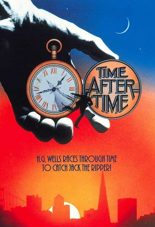 Time After Time Film Poster