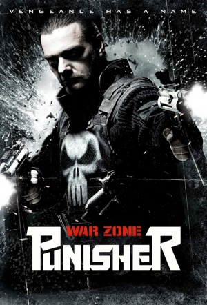 Punisher: War Zone Film Poster