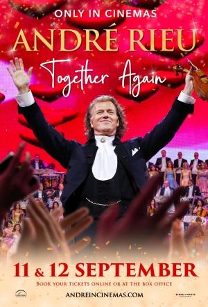 André Rieu's 2021 Summer Concert: Together Again