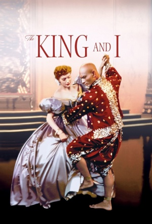 The King and I Film Poster