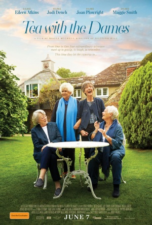 Tea with the Dames Film Poster
