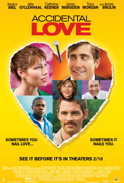 Accidental Love Film Poster