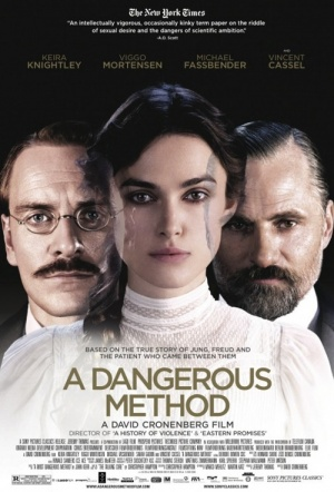 A Dangerous Method Film Poster