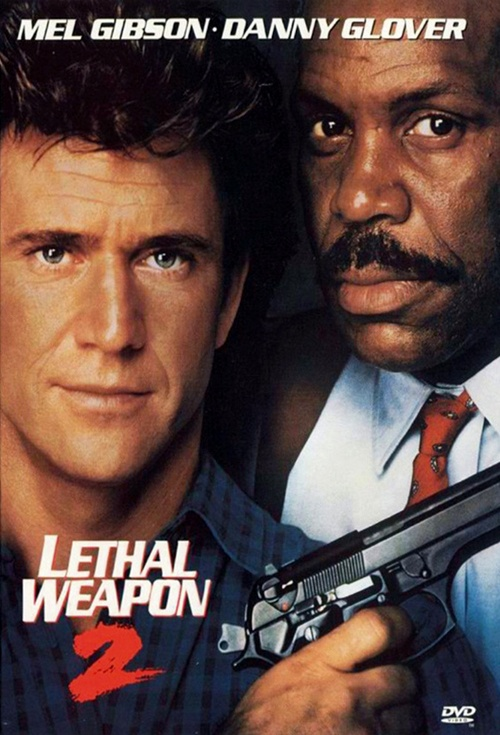 movie poster for lethal weapon 2 flicksconz