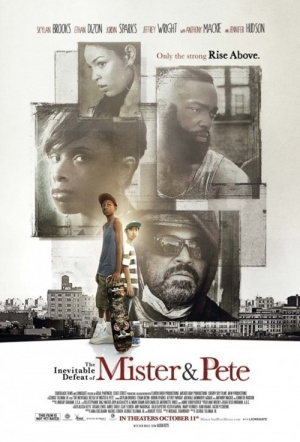 The Inevitable Defeat of Mister and Pete Film Poster