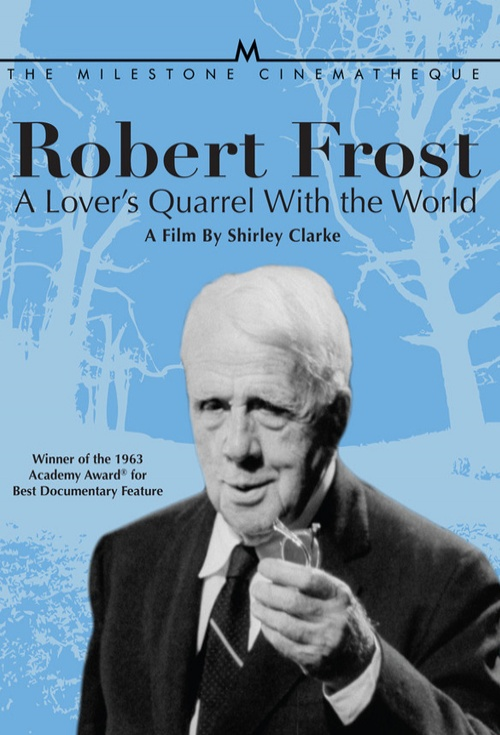Robert Frost: A Lover's Quarrel with the World Film Poster