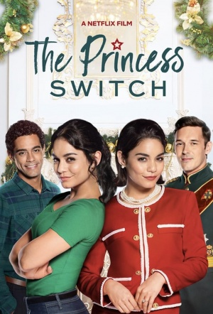 The Princess Switch Film Poster