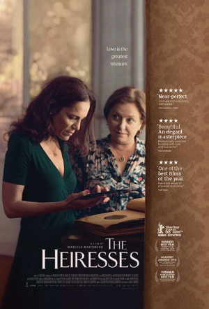 The Heiresses Film Poster