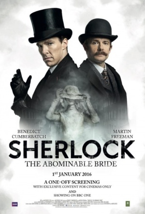 Sherlock: The Abominable Bride Film Poster
