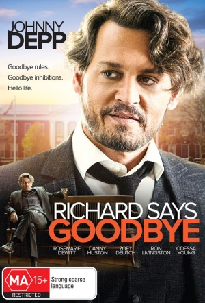 The Professor (Richard Says Goodbye) Film Poster
