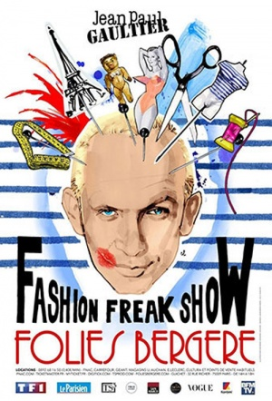 Jean Paul Gaultier: Freak & Chic Film Poster