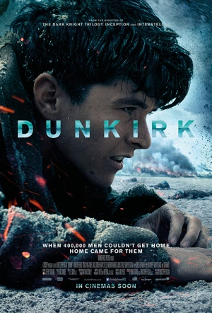 Dunkirk in 70mm Film Poster