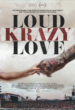Loud Krazy Love Film Poster