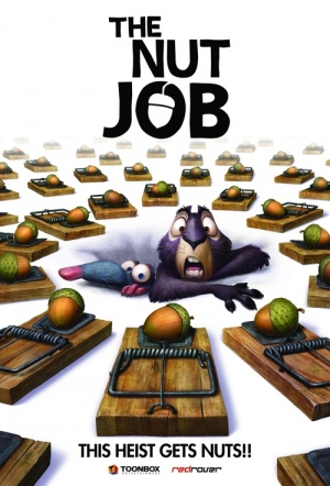 The Nut Job Film Poster