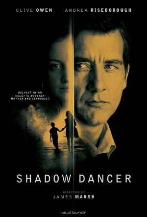 Shadow Dancer Film Poster