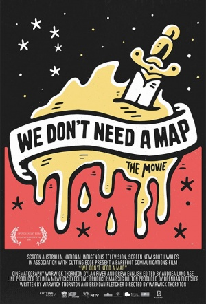 We Don't Need a Map Film Poster