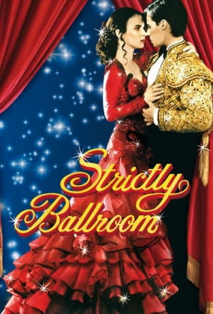 Strictly Ballroom Film Poster