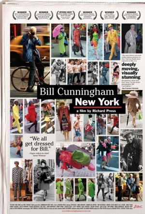 Bill Cunningham New York Film Poster
