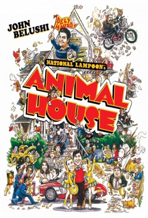 National Lampoon's Animal House Film Poster