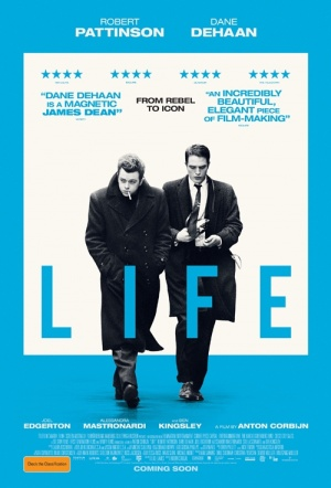 Life (2015) Film Poster