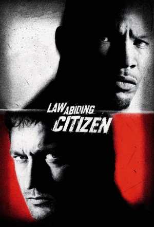 Law Abiding Citizen Film Poster