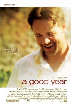 A Good Year Film Poster