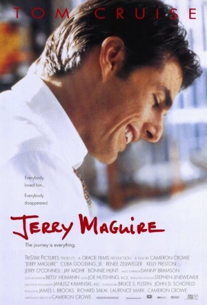 Jerry Maguire Film Poster