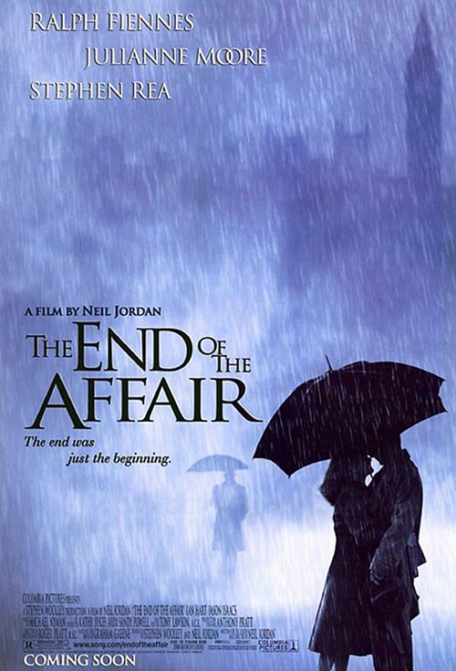 The End of the Affair Film Poster
