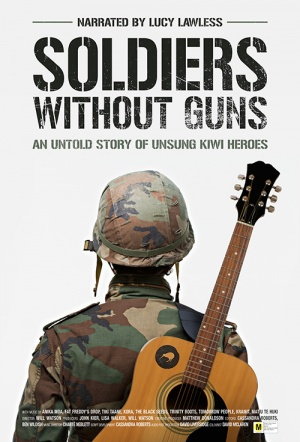 Soldiers Without Guns Film Poster