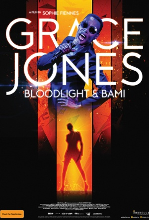 Grace Jones: Bloodlight and Bami Film Poster