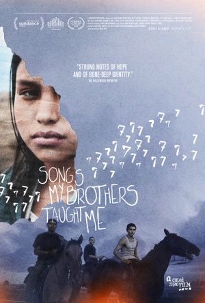 Songs My Brothers Taught Me Film Poster