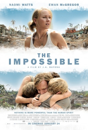 The Impossible Film Poster