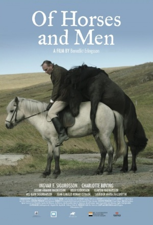 Of Horses and Men Film Poster